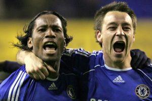 Didier Drogba & John Terry