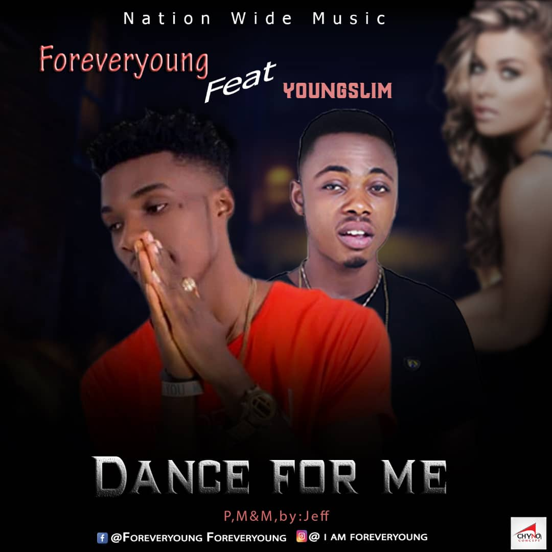 FOREVERYOUNG FT YOUNGSLIM - DANCE FOR ME