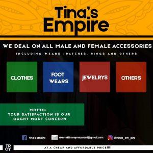 TINA'S EMPIRE