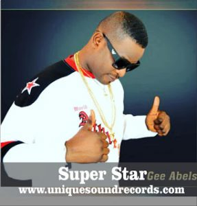 GEE ABLESON - SUPER STAR