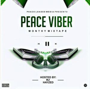 Peaceloaded Ft Dj Hayzed– Peace Viber Mixtape