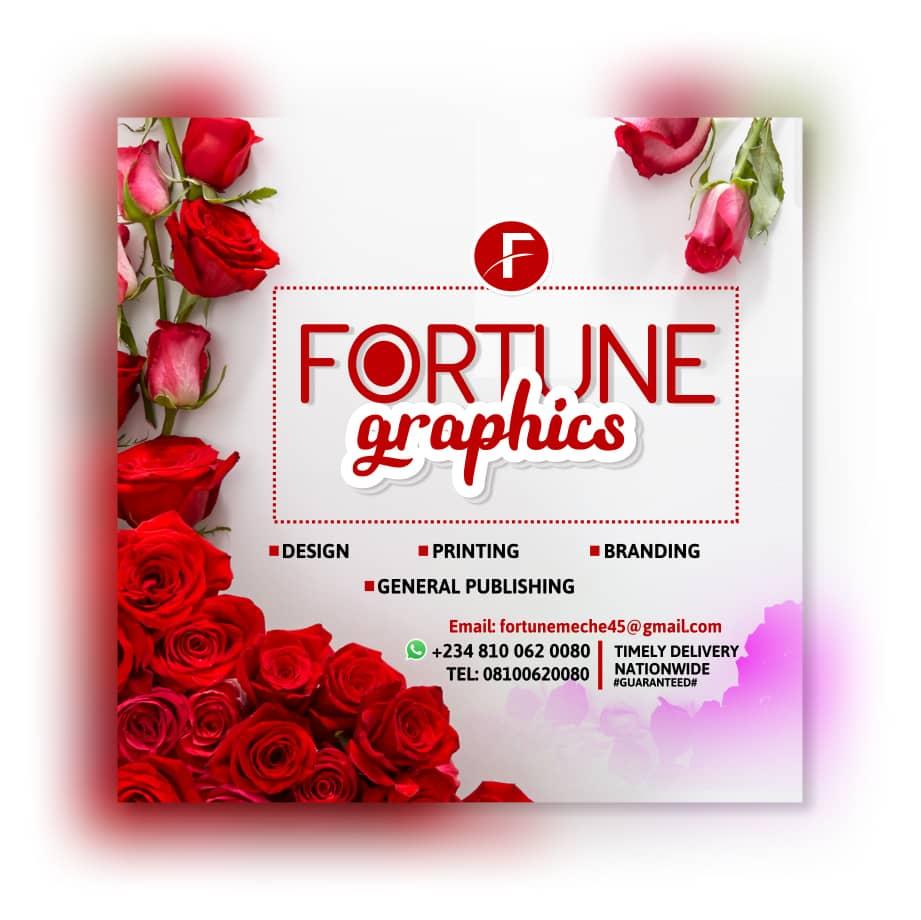 FORTUNE GRAPHICS DESIGN & PRINTS
