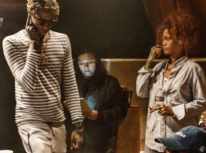 YOUNG THUG FT RIHANNA – NOTHING IS PROMISED (REMIX)