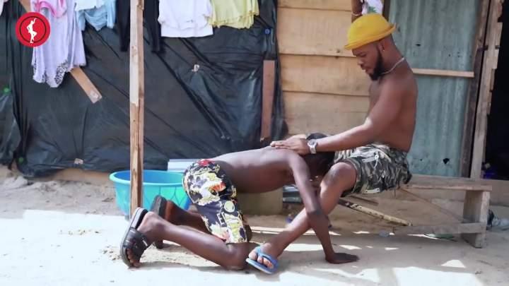 [COMEDY VIDEO]: BRODA SHAGGI - CAPITAL OF LAGOS