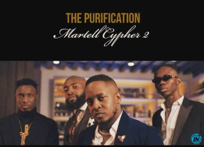 M.I ABAGA FT BLAQBONEZ × A-Q × LOOSE KAYNON - THE PURIFICATION (MARTELL CYPHER 2)