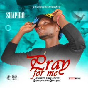 SHAPIRO FT PICAZO RHAP – PRAY FOR ME (COVER)