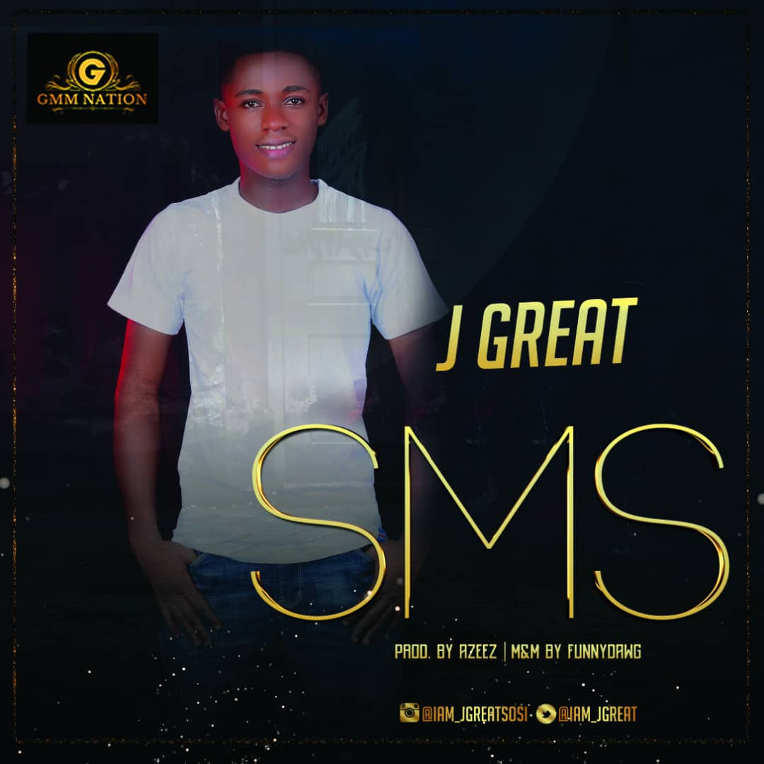 J GREAT - SMS (SOLD MY SOUL)