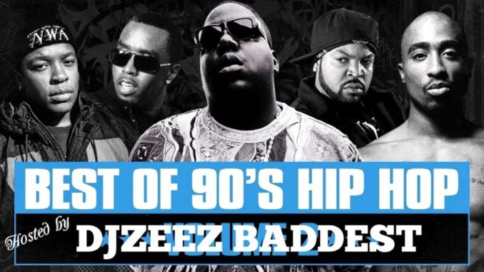 [Mixtape]: DJ Zeez Baddest – 90's Old Skool Mixtape