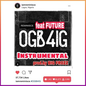 [FREEBEAT]: REMINISCE – OGB4IG (INSTRUMENTAL)