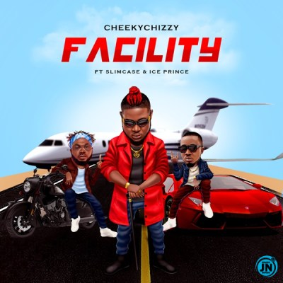 CHEEKYCHIZZY FT ICE PRINCE × SLIMCASE – FACILITY