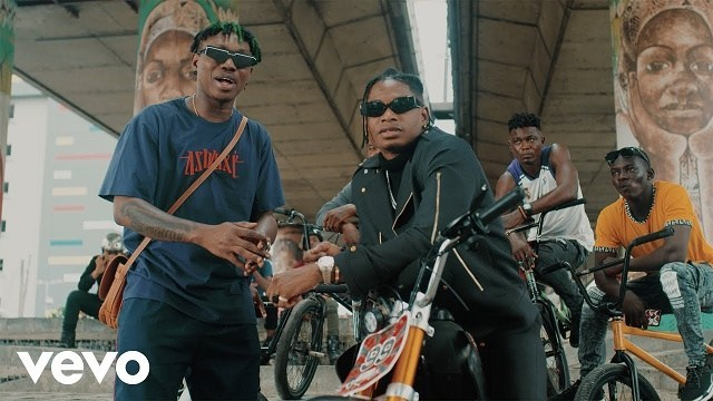 [VIDEO]: LIL KESH FEAT. MAYORKUN – NKAN BE
