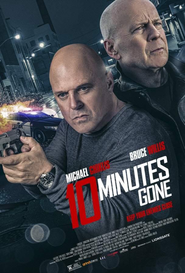 [MOVIE]: 10 MINUTES GONE (2019)
