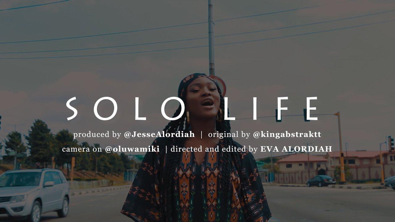 [Audio + Video]: Eva Alordiah – Solo Life