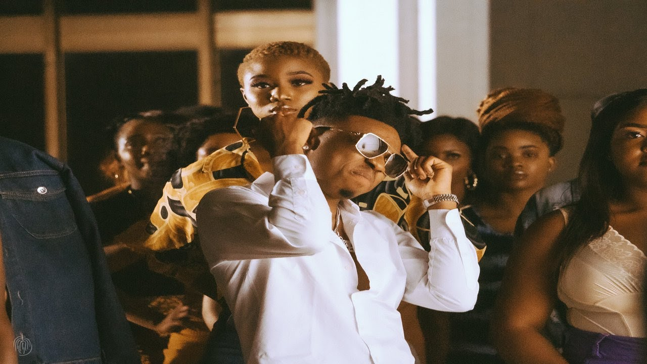 Mayorkun Ft Davido – Betty Butter Mp3