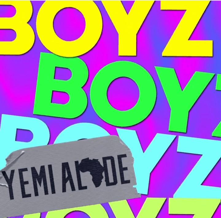 Yemi Alade – Boyz Mp3