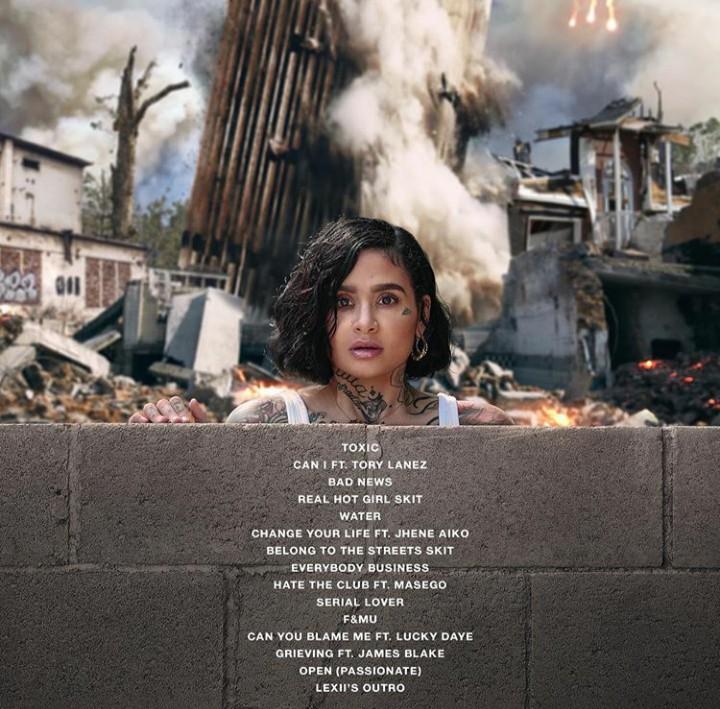 Kehlani – Serial Lover