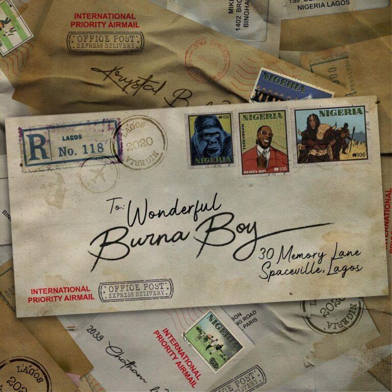Burna Boy – Wonderful Mp3