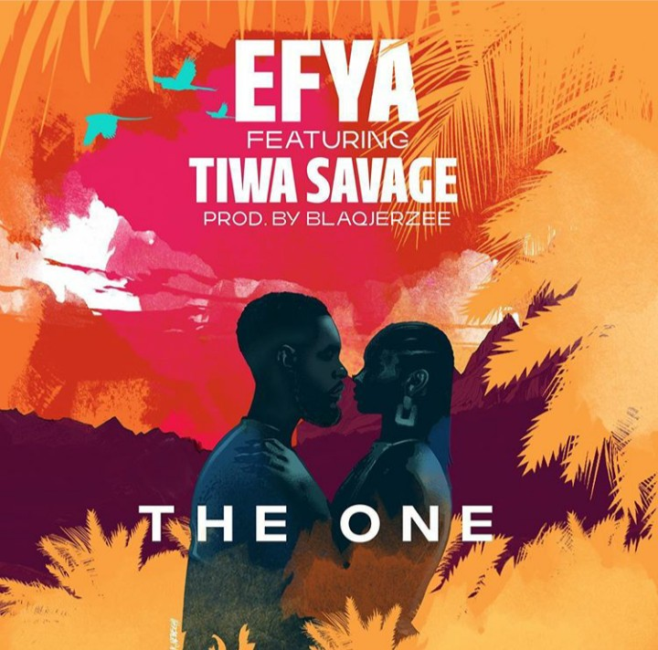 Efya Ft Tiwa Savage – The one Mp3
