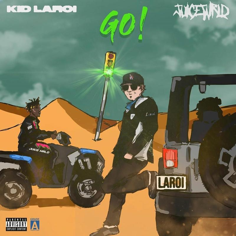 Kid Laroi Ft Juice Wrld – Go Mp3