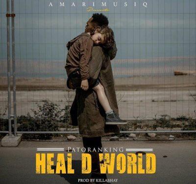Patoranking – Heal The World Mp3