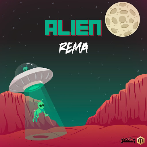 Rema – Alien Mp3