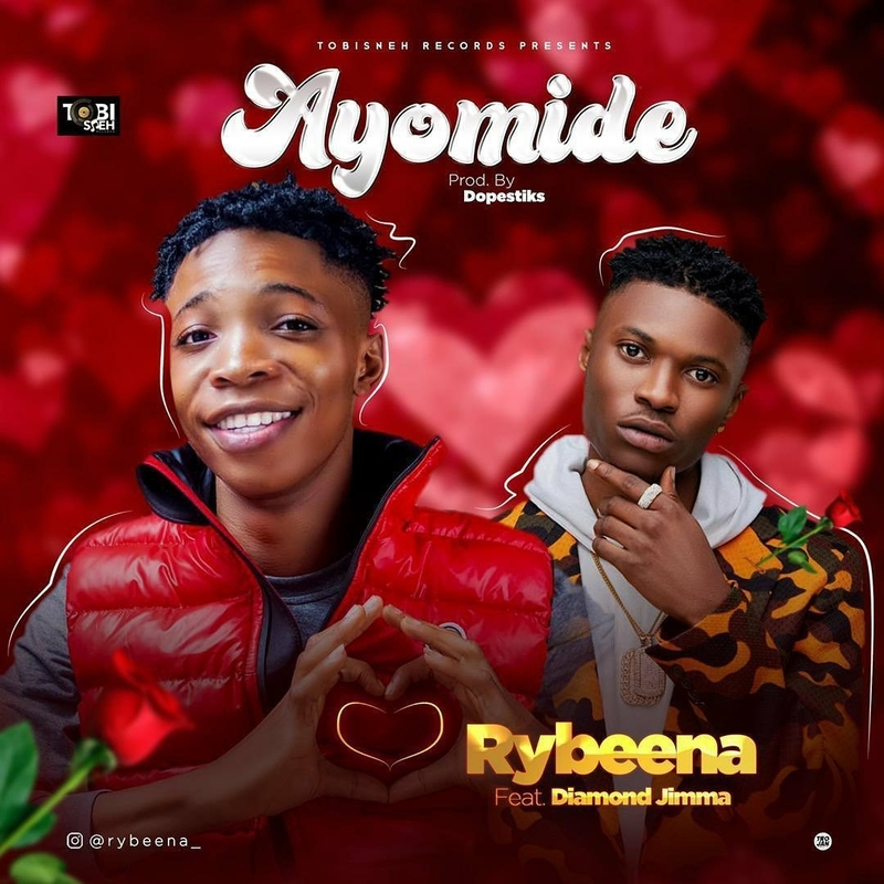 Rybeena Ft Diamond Jimma – Ayomide Mp3