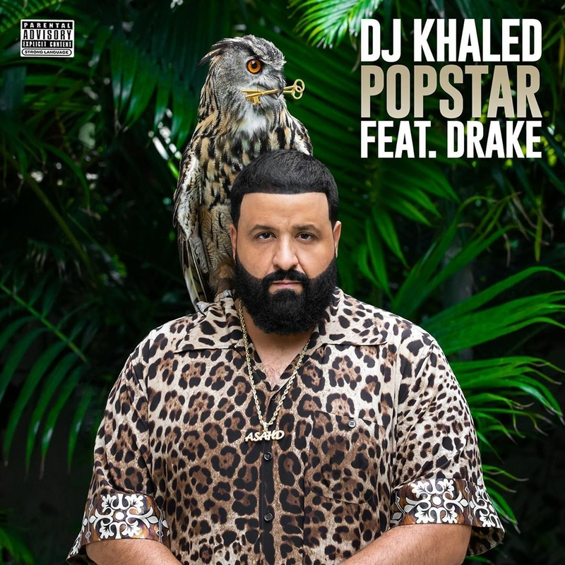 DJ Khaled Ft Drake – Popstar Mp3