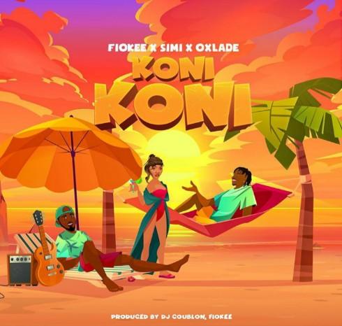 Fiokee Ft Simi & Oxlade – Koni KoniMp3