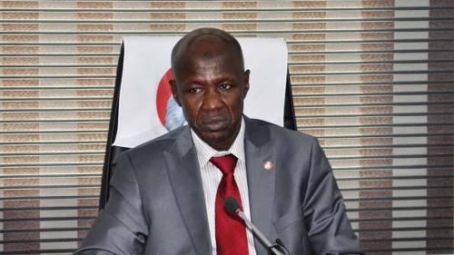 DSS Arrests EFCC Chairma Ibrahim Magu