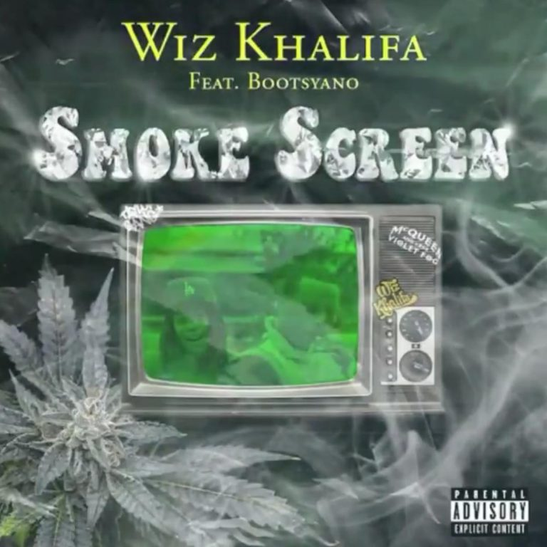 Wiz Khalifa ft Bootsyano – Smoke Screen Mp3