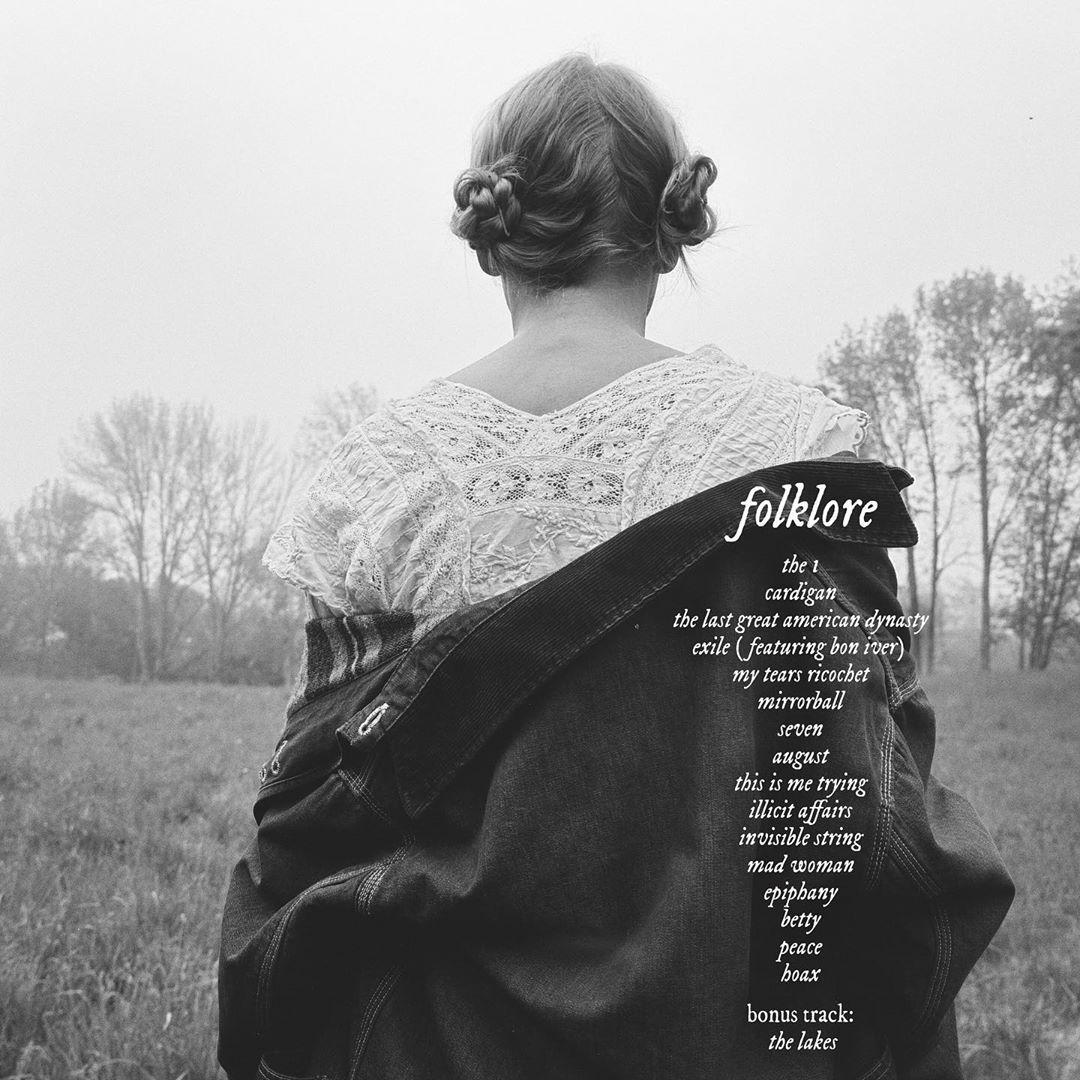 Taylor Swift – Folkore Album