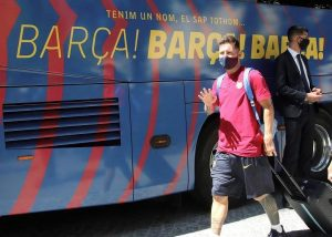 Lionel Messi Had A Big Problem With Barcelona – Manager Koeman