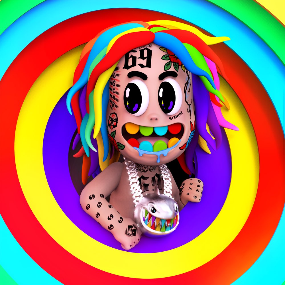 6ix9ine Ft Akon – Locked Up Mp3