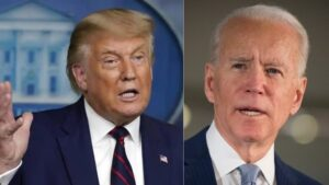 US 2020: Trump Alleges Biden Uses Drugs