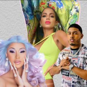 Anitta Ft Cardi B & Myke Towers – Me Gusta Mp3