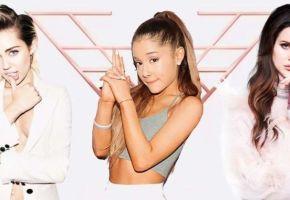 Ariana Grande Ft Miley Cyrus & Lana Del Rey – Don't Call Me Mp3