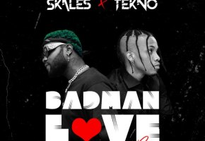 Skales Ft. Tekno – Badman Love (Remix) Mp3