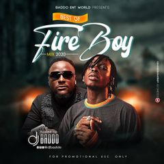 DJ Baddo – Best Of Fireboy DML Mix Mp3