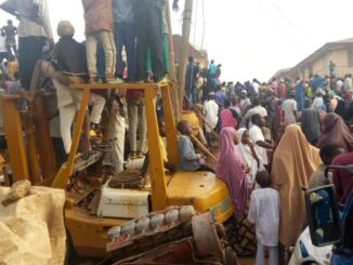 2 dead, 8 rescued as building collapses in Kano