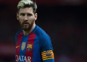Lionel Messi Reacts As Barcelona Sell Star Man Vidal To Inter Milan