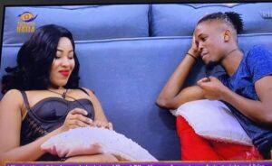 #BBNaija2020: Laycon tells Kiddwaya I'm Attracted To Older Women
