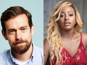 Twitter CEO Jack Dorsey Agree To DJ Cuppy Partnership Proposal