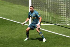 Arsenal Goalkeeper, Emi Martinez Finally Confirms He Is Dumping Club