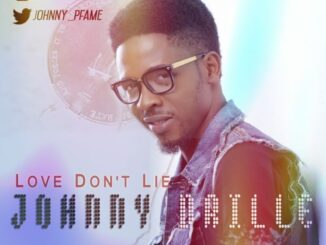 Johnny Drille – Love Don't Lie Mp3