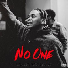 Dice Ailes – No One #Endpolicebrutality
