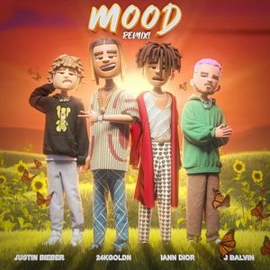 24kgoldn Ft Iann Dior, Justin Bieber & J Balvin – Mood Remix Mp3