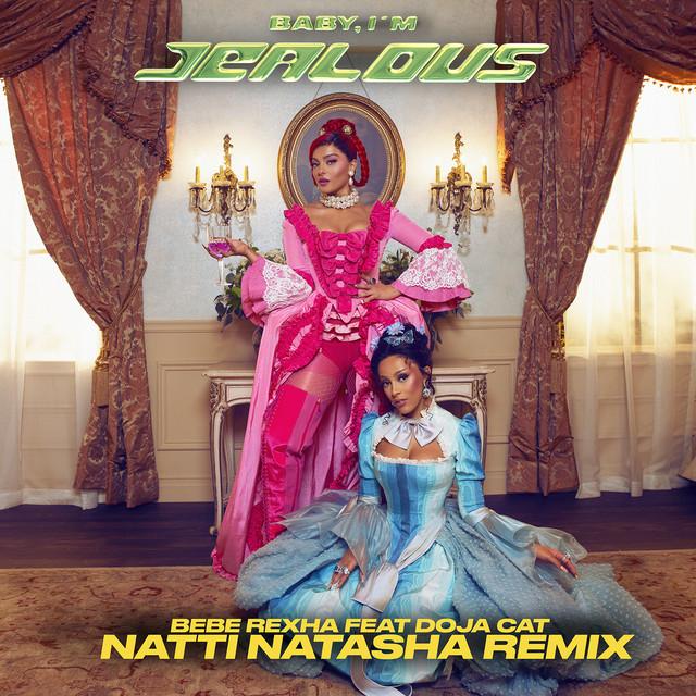 Bebe Rexha Ft. Doja Cat & Natti Natasha – Baby, I'm Jealous Remix Mp3