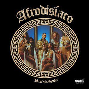 Rauw Alejandro – Afrodisíaco Album