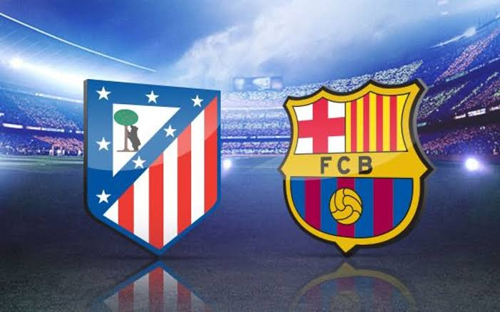 STREAM LIVE: Atlético Madrid vs Barcelona [Watch Now] Primera División 2020/2021