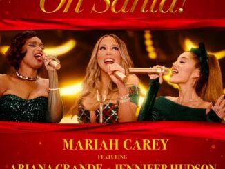 Mariah Carey Ft. Ariana Grande & Jennifer Hudson – Oh Santa! Mp3